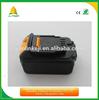 China dewalt power tools batteries for Rechargeable Dewalt battery 14.4V 3Ah Li-ion Battery with DE9074, DE9075, DW9071, DW9072