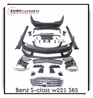 A-style W221 body kit fit for MB S-class CONVERSING W221 S350 to S65 09-12YEAR~