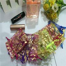 Fashion Custom Mini Organza Bags Wholesale