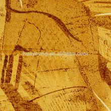 Zhejiang impresión digital de la tela telas tela de tapicería