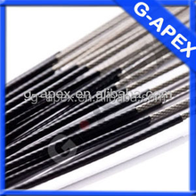 High heat 175Degree PVDF flame retardant electronic sleeving shrink tube