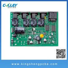 High precision 2 Layer GPS Circuit Board PCBA Board