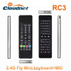 2015 Best selling Functional 2.4G Mini Air Mouse Keyboard For Google Android Media Player/PC/TV stick/Fly mouse,wireless remote
