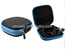 Portable Small EVA Storage Case for Earphone/Headphone