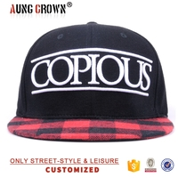 adult size snapback hats,3d embroidery 6 panel snapback hat