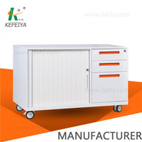 kefeiya mobile caddy rolling cabinets with drawers