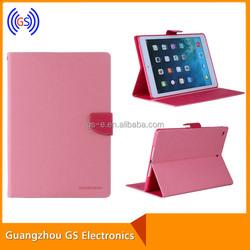 Original Mercury Goospery Tablet Leather Case for iPad Pro Fancy Diary for iPad Pro Case
