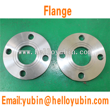 Forged Carbon Steel Plate Flange Flat Face Flange