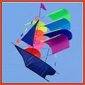 mfu 3d تطيير الطائرات الورقية الملونة المهنية/ القارب طائرة ورقية