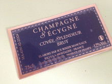 black color embossed metal labels for red wine metal label,fashionable label