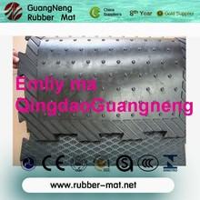 Cow horse matting/Rubber stable tiles/Anti slip rubber mat(interlocking)