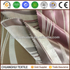New Arrival 100% polyester wave jacquard blackout curtain fabric