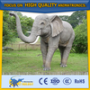 Cetnology High attaction Natural Animated Elephant Animal statue for park
