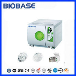 Promotion! ISO,CE Certified table top autoclave sterilizer with European B standard