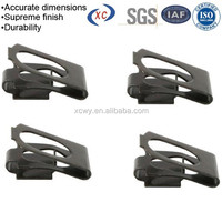 Stamping parts metal clips fasteners
