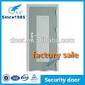 venta al por mayor de fábrica de acero puerta de seguridad residencial