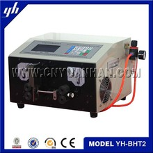 best price cable cutting and stripping machine/cable making equipment