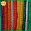 export quality plastic onion mesh bag for vegetables