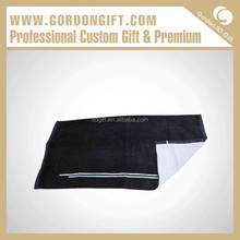 AT-010 Gift Set 2015 New Products on Market Black Microfiber gym compress towel Wholesale