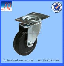 75mm solid rubber caster wheel manufacturer