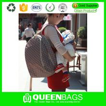 Custom hot selling nappy bag with low price manufacturer