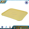 rectangular plastic food tray with high quality