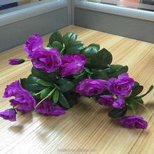 high quality artificial azalea petal for home decoration