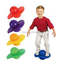 Brand New Sport Toy Fitness Bouncing Ball / Children Balance Ball /Jumping Exercise Balance Plateform ball for