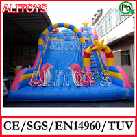 Commercial Kids PVC Slide Inflatable Manufacturer in China