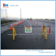 Plastic Construction Post Stand