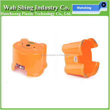 cartoon shape plastic small baby stool baby sit chairs and cheap plastic seat