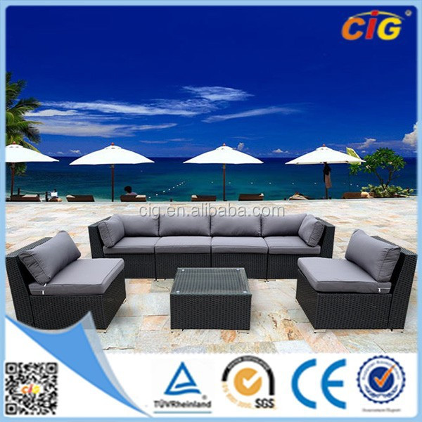2015 Cheap Outdoor Wicker Furniture Rattan Sofa Buy