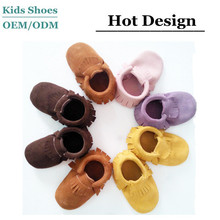 100% handmade baby moccasins fringe, shoes manufaturer made your cute paws shoe