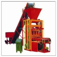 QTJ4-26 Automatic cement brick block making machine price