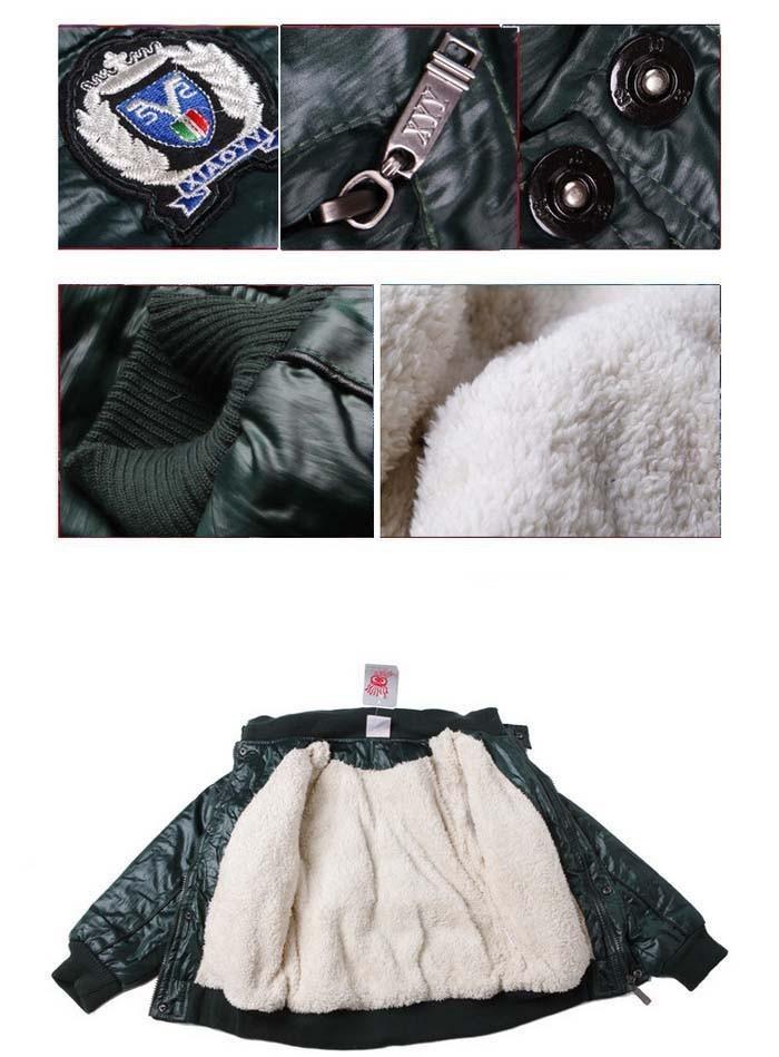 Куртка для мальчиков Brand New 100/140 Boy Fashion Jackets