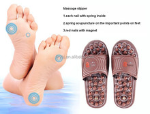 Foot massage slipper with jade stone massage therapy for summer & Spring