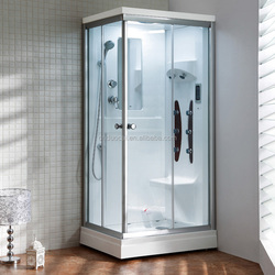 Super Quality Healthful Sanitary Ware Compact Retail Steam Shower Room (DQ-F8866)