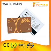 China Top Ten Selling Products Epoxy Colorful Mini Rfid Smart Card