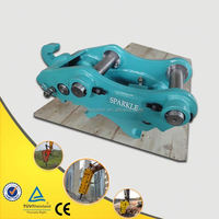 High quality excavator bucket quick couplers
