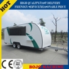 2015 HOT SALES BEST QUALITY grilled food truck beef food truck juice food truck