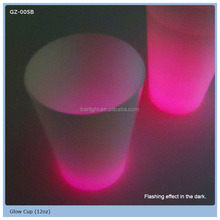 Light Up Cup Glow In The Dark Promotional Drinking Cups