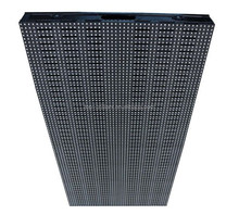 Transparent led screen, full color outdoor video effect easy install concert stage background led screen