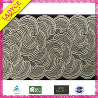 New design nylon lace for garment and dress and lingerie