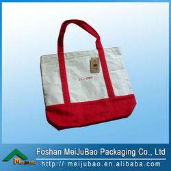 China casual custom canvas tote bag