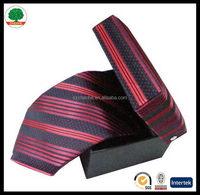 Cardboard Men's Custom Tie Packaging Boxes