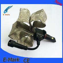 Super high power car automotive headlamp hi /lo beam H4 led headlight