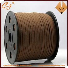 www PromotionJewelry Com a Jewelry Cord Manufacture 2.8mm Suede Cord
