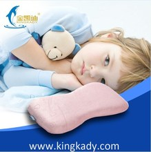 Bamboo filled flat baby small head pillow