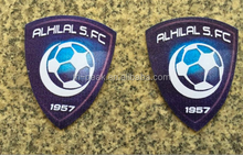 UEFA UCL Champions League Star Ball Soccer Badge