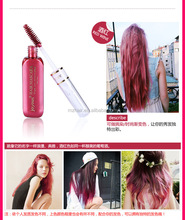 One-time hair dyes Instant hair dye Hair care products